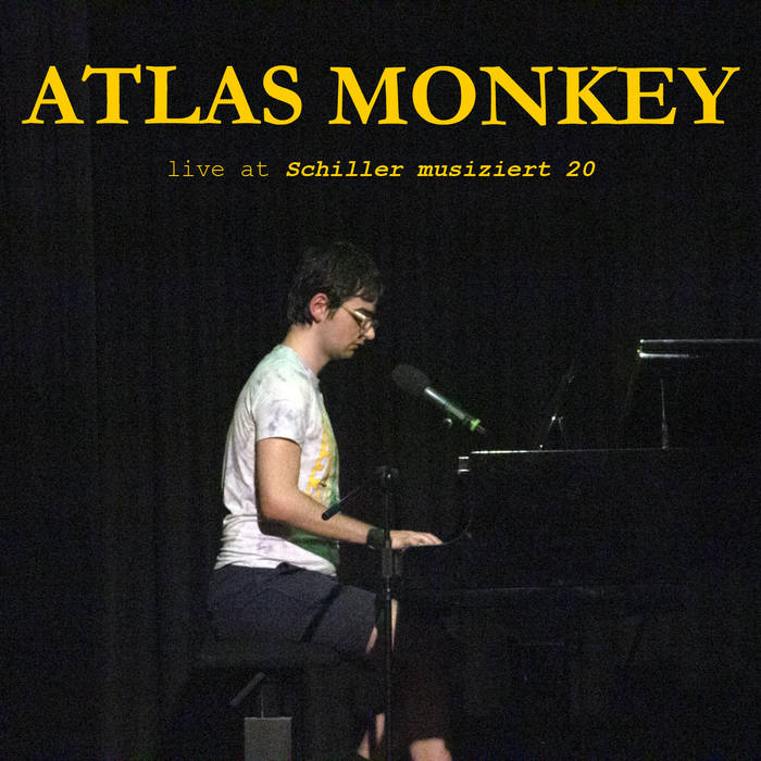 Cover of the concert's audio release